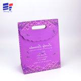 または詰まるか、包むまたはパッケージの買物袋カスタム花のペーパーショッピングギフト