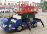 Гидравлический подъем Vehicle-Mounted платформы подъемный стол ножничного мотоциклов