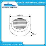 Indicatore luminoso caldo moderno della piscina di vendita LED di alto potere subacqueo