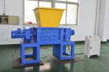 중국 폐기물 가정용 전기 제품을%s 강력한 이중 두 배 샤프트 슈레더