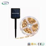Weihnachtsstreifen-Licht des Sonnenkollektor-LED