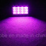 La décoration de Noël Sound Control RGB 12PCS*Stade LED 1 W Lumière stroboscopique