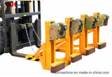 4ドラムMechanical Forklift Drum Gripper Dg2000b
