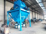 Сухой Motar блендер/горизонтальной ленты завод заслонки смешения воздушных потоков