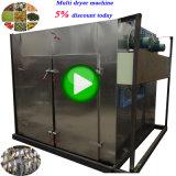 La industria de alimentos de peces comerciales verduras fruta de la máquina de secado de pelo botella