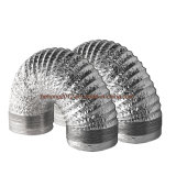 適用範囲が広いアルミホイルの空気管及びホース