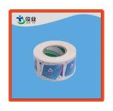 Adesivo do rolo de papel auto-Adesivo/Etiqueta de impressão personalizado
