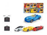 2018 het nieuwste Plastic Stuk speelgoed H4763076 van het Stuurwiel van de Auto van het Stuk speelgoed RC