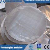 1060 Disco Círculo de alumínio