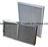 金属の板フィルター網の空気ろ過