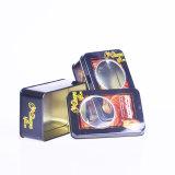 ギフトおよび昇進の包装のための卸し売り長方形のWindowsの錫ボックス