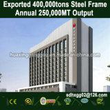P345b de la luz de la construcción de la estructura de acero de acero