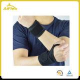 Muñequera, ajustable, transpirable, soporte de compresión reversibles