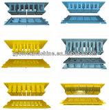 機械装置に機械を作る油圧敷石をする小企業の考えの煉瓦鋳造物のサイズQty2-20のブロック