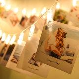 Светодиодный индикатор строки фото закрепите держатель для спальни рождественские украшения