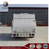 China Mini 5ton Caminhão Compactador de lixo de compactação de resíduos para venda