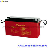 深いCycle 12V VRLA Gel Maintenance Free Battery 150ah