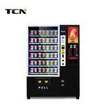 Npt Cup Noodle combinação de café e máquina de venda automática com Bill e Coin Validator
