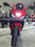 Het Rennen van Efi 124.6cc/125cc van Funride de Gekoelde Euro4 Gehomologeerde Vloeistof Motorfiets/Motor van de Stijl van de Zak/de Euro IV Volgzame EEG van de Fiets van de Motor, EPA. Coc