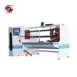 Double-Shaft recto-verso automatique de bandes de ruban isolant électrique PVC/machine de coupe