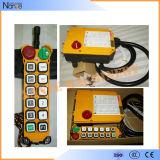 Télécommande sans fil industriel de la grue et un palan