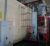 Venta caliente spray de polvo Semi-automático Línea de producción con revestimiento Ce