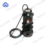 고품질 무쇠 전기 잠수할 수 있는 하수 오물 수도 펌프 (WQ100-25-11)