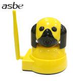 Video domestico astuto del bambino della macchina fotografica del IP di WiFi della videocamera di sicurezza senza fili del cane di HD