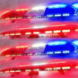 Barra chiara piena d'avvertimento del LED Sreamlined (LED3500)