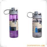 regalo de promoción de 650 ml botella de agua de botella de plástico (JA09489)