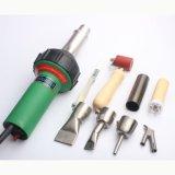 Los soldadores de plástico para envolver el equipo de la lámina de PVC