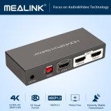 EDIDの4K 1X2 HDMI 1.4Vのディバイダー