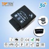 Diagnóstico OBD GPS Sistema de rastreamento de alarme GSM com RFID (TK228-JU)