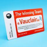 ISO18092 NTAG203 NTAG213 NTAG215 NTAG216 NFC Het Identiteitskaart van het rfid- Lidmaatschap