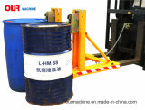 coperchio Dg720A della forcella della gru a benna del collegamento due del carrello elevatore del timpano 360kg*2