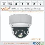 5MP IP van de Camera van het netwerk CCD de Camera van de Erkenning van het Gezicht van kabeltelevisie van de Camera