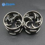 3 Polegadas Anéis Pall de Metal com Metal Embalagem aleatória