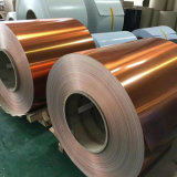 De Kleur van de Raad van het Teken van de polyester bedekte de Vooraf geverfte Rol van het Blad van het Aluminium met een laag