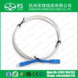 2Core Gjxh SC/PC APC UPC latiguillo el cable de fibra óptica FTTH