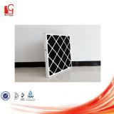 Le panneau du filtre à air au charbon activé pour cabine de pulvérisation