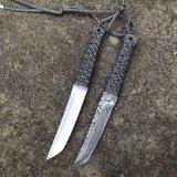 Piscina cuchillos Cuchillos de caza tomar cuchillas afiladas