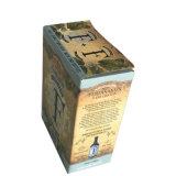Dobragem Dobrável personalizado Caixa de papelão ondulado para embalagens de licor negro