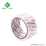Logotipo personalizado Boop Super cinta transparente para Irán y el mercado japonés