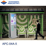 Coin-Operated Winnsenの床すべての移動式充電器端末APC-04A-5を立てる