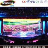 Indoor P4 pleine couleur Affichage LED de location