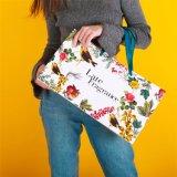 Eco-Friendly 공장 생산 종이 쇼핑 백을 주문 설계하십시오