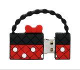 USB 2.0 Minnie дамской сумочке флэш-накопитель USB