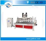 木製CNCのルーター機械マルチヘッド8つのスピンドルとの2030 2131