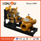 Cas de fractionnement Yonjou l'irrigation agricole la pompe à eau Diesel