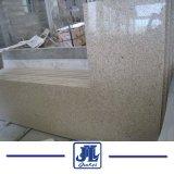 Countertop/Vanity Top /Tiles Interior Decorationのための普及したG682 Rusty Yellow Granite
